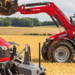 MASSEY FERGUSON MF 5700 S traktor | Interkomerc doo 2