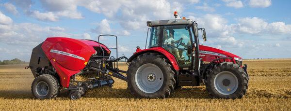 MASSEY FERGUSON MF 5700 S traktor | Interkomerc doo 4