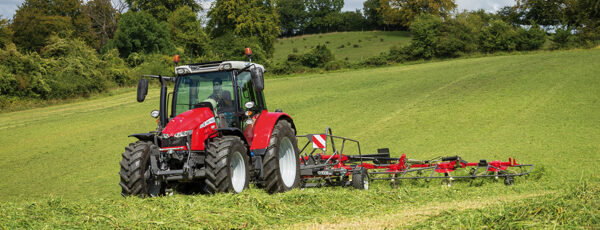 MASSEY FERGUSON MF 5700 S traktor | Interkomerc doo 6