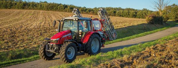MASSEY FERGUSON MF 5700 S traktor | Interkomerc doo 8