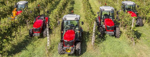MASSEY FERGUSON MF 3700 traktor | Interkomerc doo 4