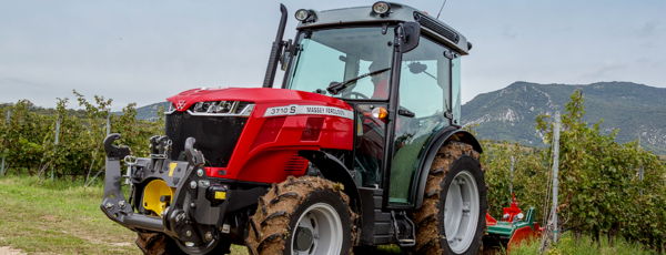 MASSEY FERGUSON MF 3700 traktor | Interkomerc doo 5