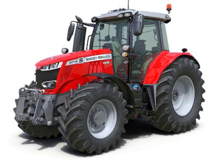 MASSEY FERGUSON MF 6700 S traktor   Interkomerc doo 1