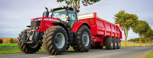 MASSEY FERGUSON MF S 7700 traktor | Interkomerc doo 3