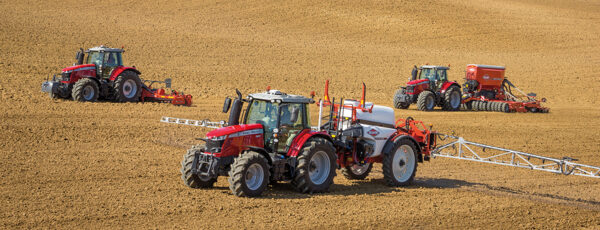 MASSEY FERGUSON MF S 7700 traktor | Interkomerc doo 6