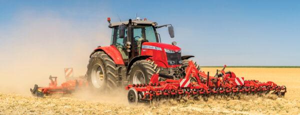 MASSEY FERGUSON MF S 7700 traktor | Interkomerc doo 7
