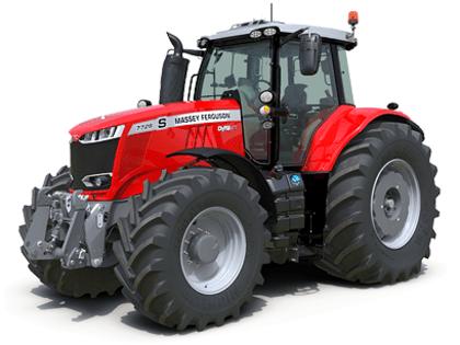 MASSEY FERGUSON MF S 7700 traktor | Interkomerc doo 1
