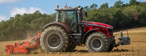 MASSEY FERGUSON MF 8700 S traktor   Interkomerc doo 7