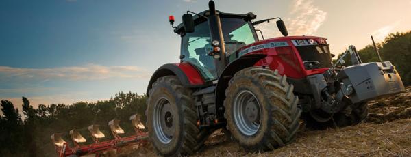 MASSEY FERGUSON MF 8700 S traktor   Interkomerc doo 4