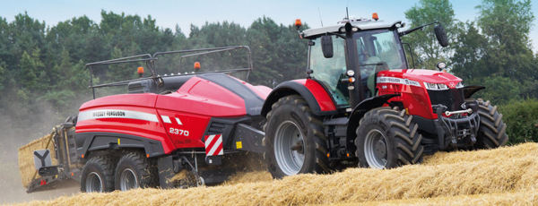 MASSEY FERGUSON MF 8700 S traktor   Interkomerc doo 5