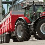 MASSEY FERGUSON MF 8700 S traktor   Interkomerc doo 6