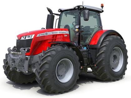 MASSEY FERGUSON MF 8700 S traktor   Interkomerc doo 1