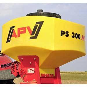 APV PS 300 rasipač mikrogranulata | Interkomerc doo