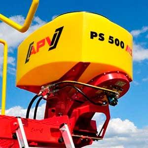 APV PS 500 rasipač mikrogranulata | Interkomerc doo 1