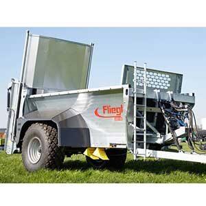 FLIEGL ADS 100 prikolica za rasturanje stajnjaka | Interkomerc doo