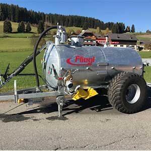 FLIEGL VFW 5000 cisterna za osoku | Interkomerc doo